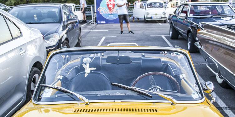Drive in, oldtajmeri/ Photo: AleX