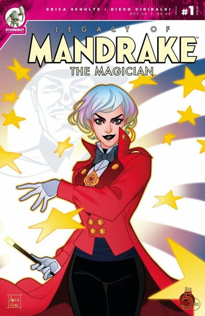 Mandrake the Magician: Mandrakes Legacy