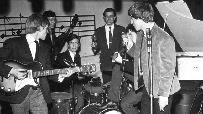 The Rolling Stones 1962./Photo: printscreen/home.bt.com
