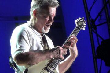 Edi Van Halen/Photo; YouTube printscreen