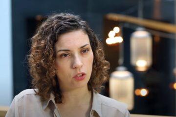 Mila Turajlić/Photo: YouTube printscreen