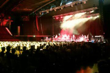 Koncert, Arena LČajpcig/Photo: facebook@QUARTERBACKImmobilienARENA