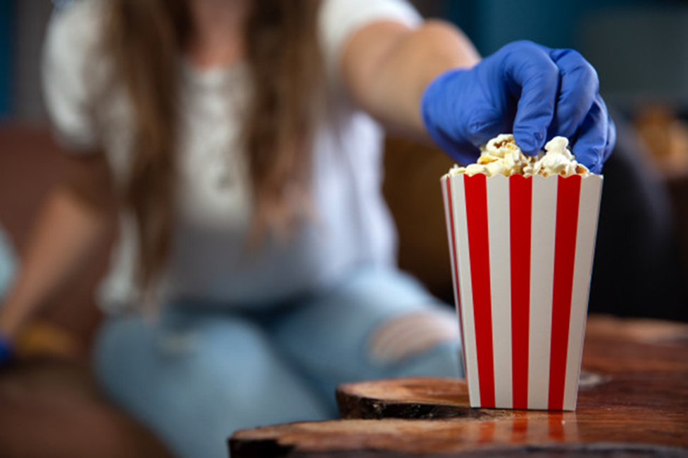 Bioskop, korona/Photo: Freepik