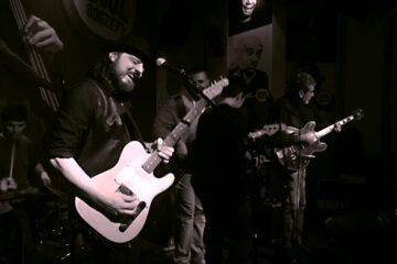 Di Luna Blues Band/Photo: Promo Soul Society