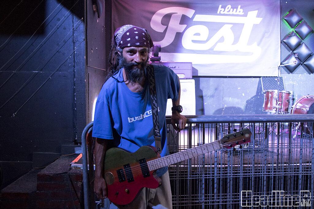 Eyesburn, studio Fest/Photo: AleX