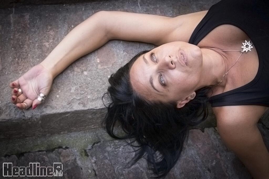 Ljiljana Zdravković/Photo: Alex