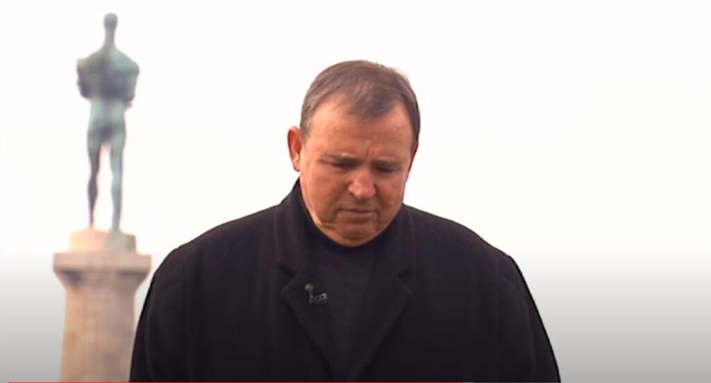 Goran Marković/Photo: YouTube printscreen
