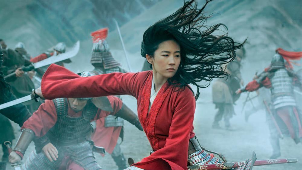 Mulan/Promo