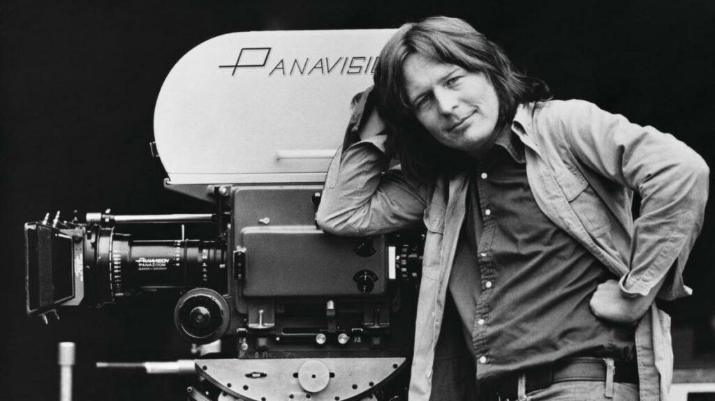 Alan Parker/Photo: printscreen