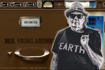 Neil Young Archives/printscreen