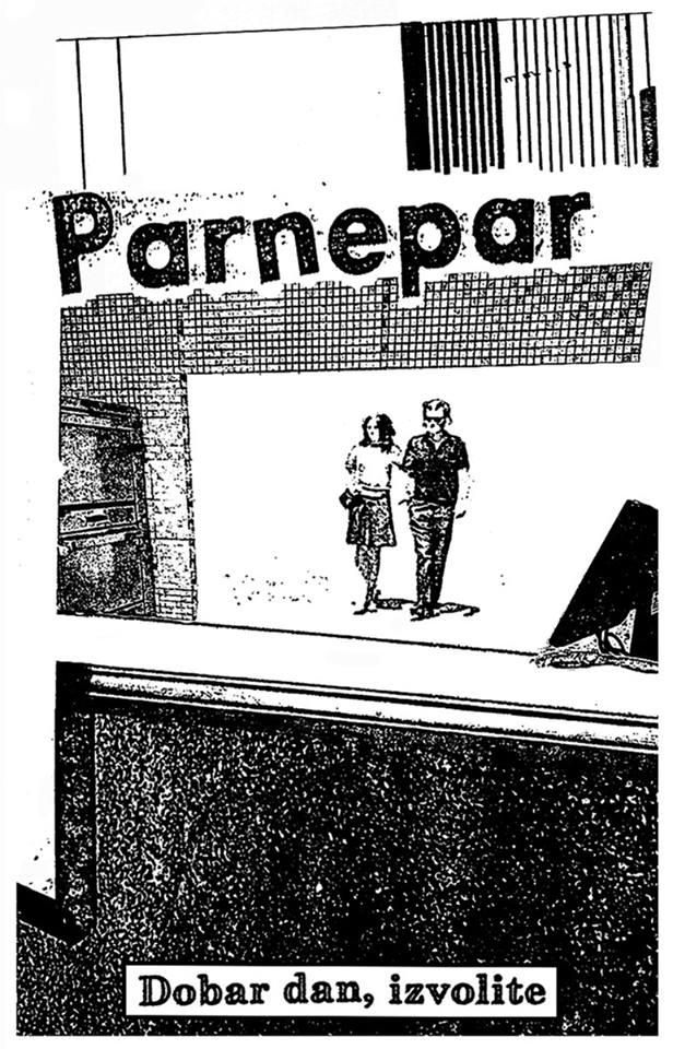 Parnepar,cover albuma/ Autor:Bodež