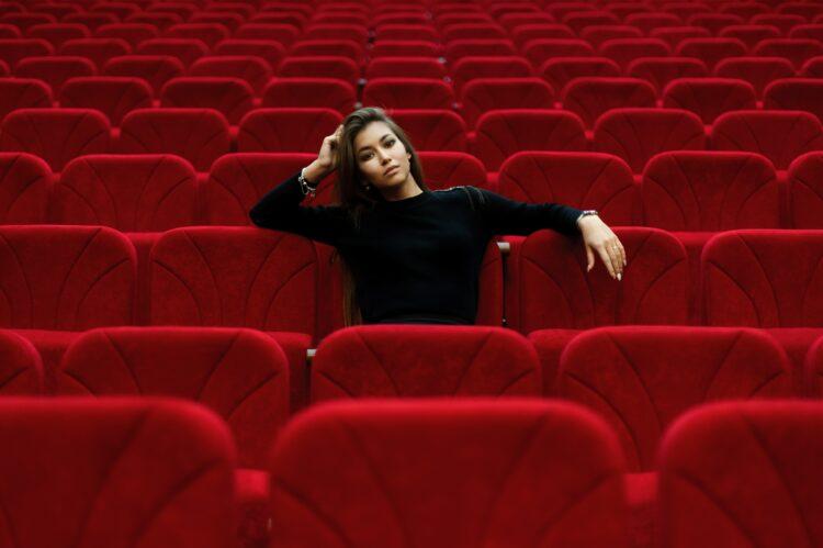 Bioskop, korona/Photo: Unsplash