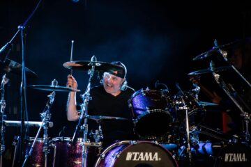 Lars Ulrih/Photo: facebook@Metallica