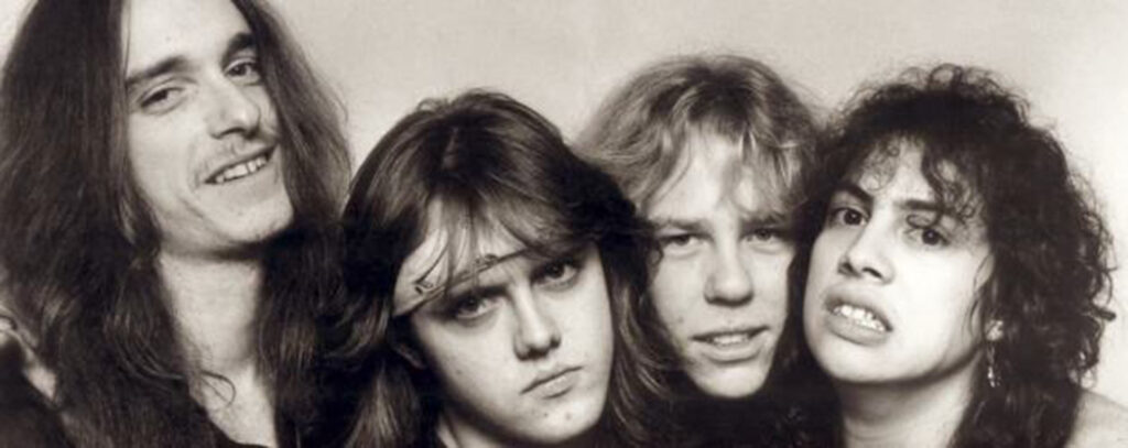 Klif Barton, Metallica/Photo: facebook@CliffordLeeBurtonRIP