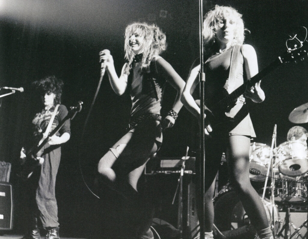 The Slits/Photo: facebook@The Slits punk rock