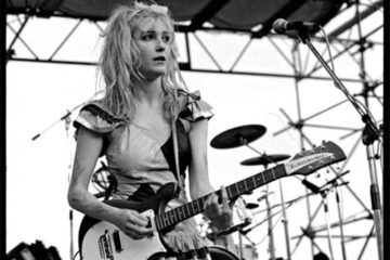Viv Albertin/Photo: facebook@The Slits punk rock