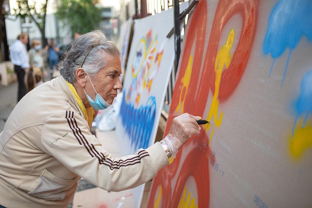 Vikend ulične umetnosti/ Photo: Promo (Božidarac)