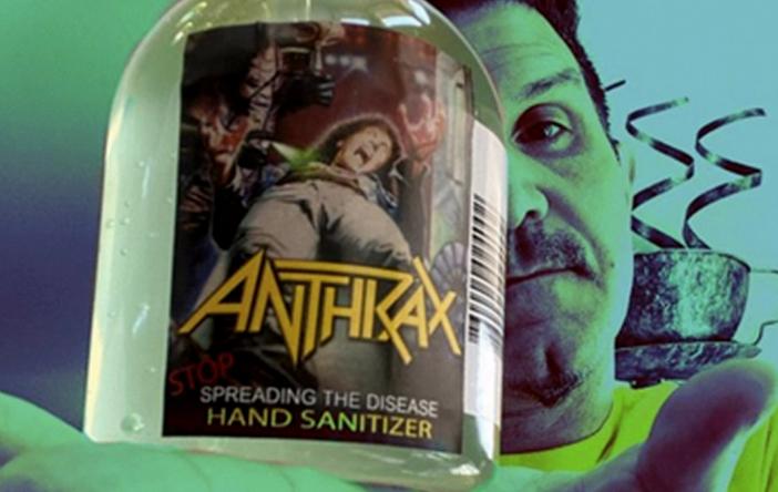 Anthrax/Photo: printscreen