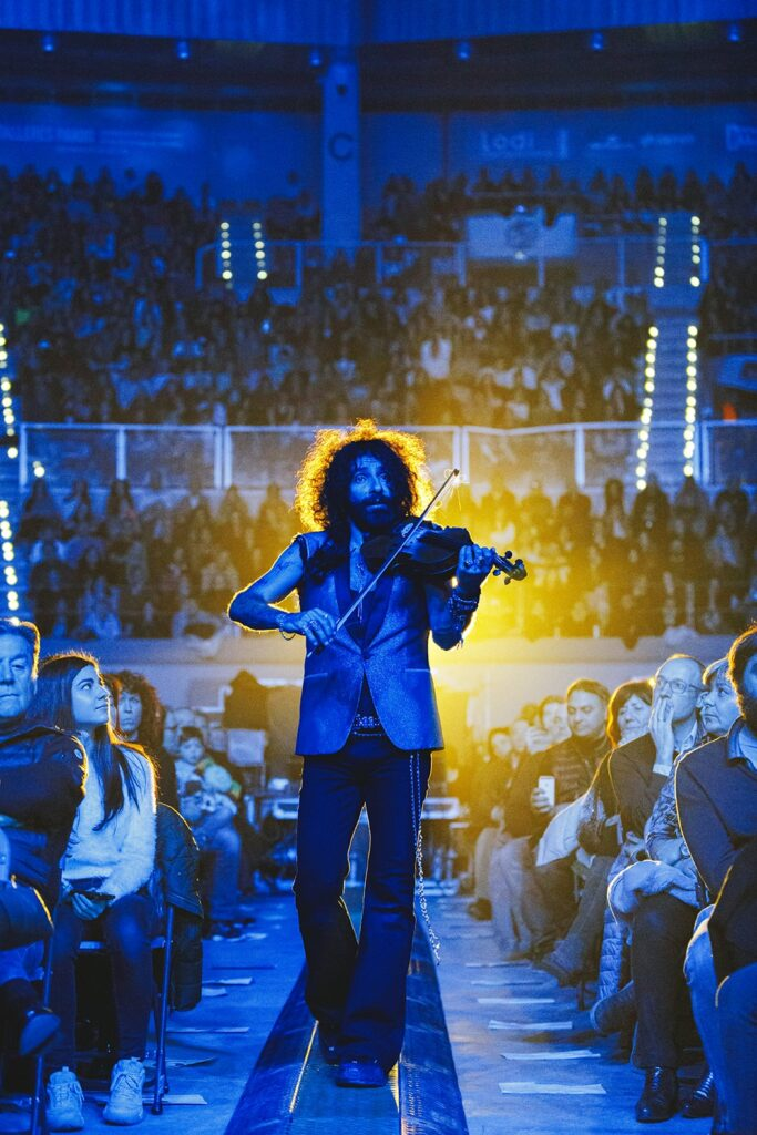 Ara Malikian/ Photo: Rodrigo Mena
