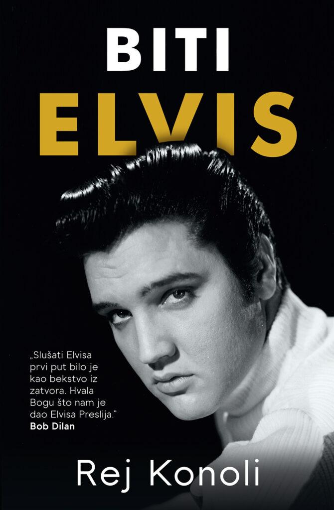 Biti Elvis, cover