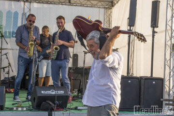 Di Luna Blues Band (Art Avlija)/ Photo: AleX
