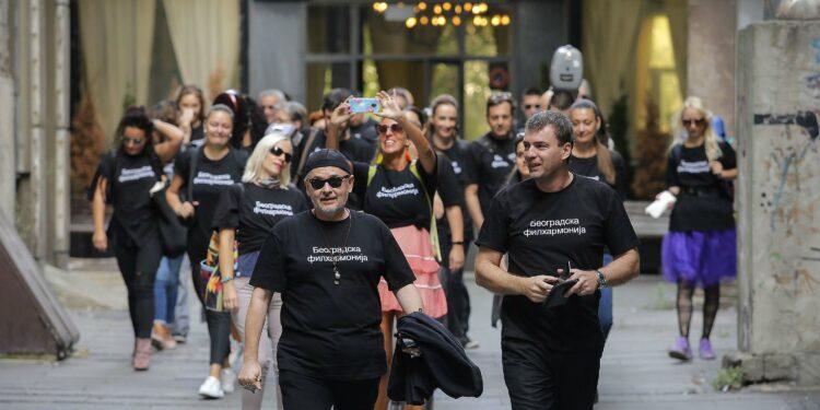 Photo: Marko Djokovic/BEOGRADSKA FILHARMONIJA
