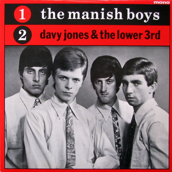 The Manish Boys. cover