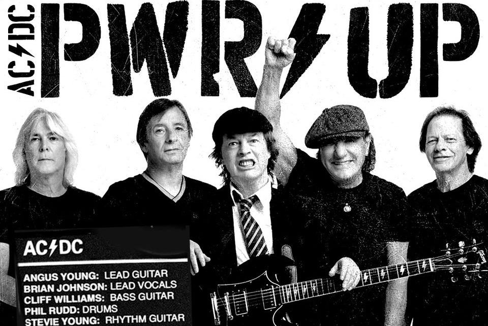 AC/DC, promo