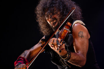 Ara Malikian/ Photo: Lorenzo Charlez