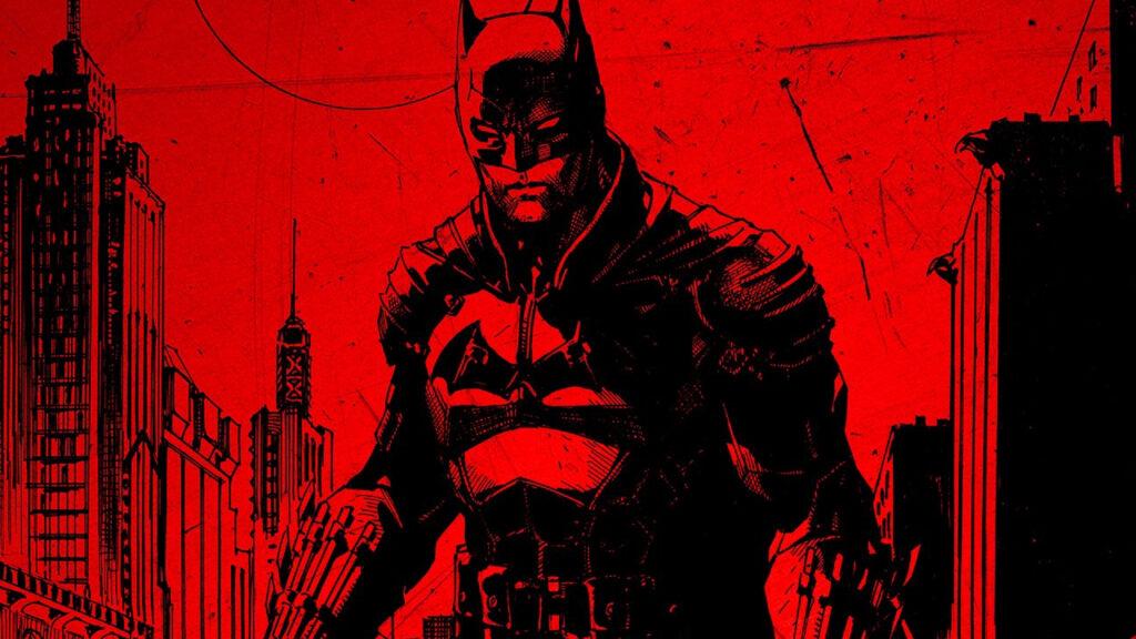 Batman 2020 official poster