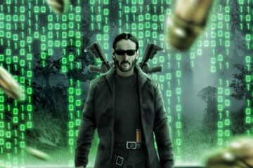 Matrix 4 intro/printscreen