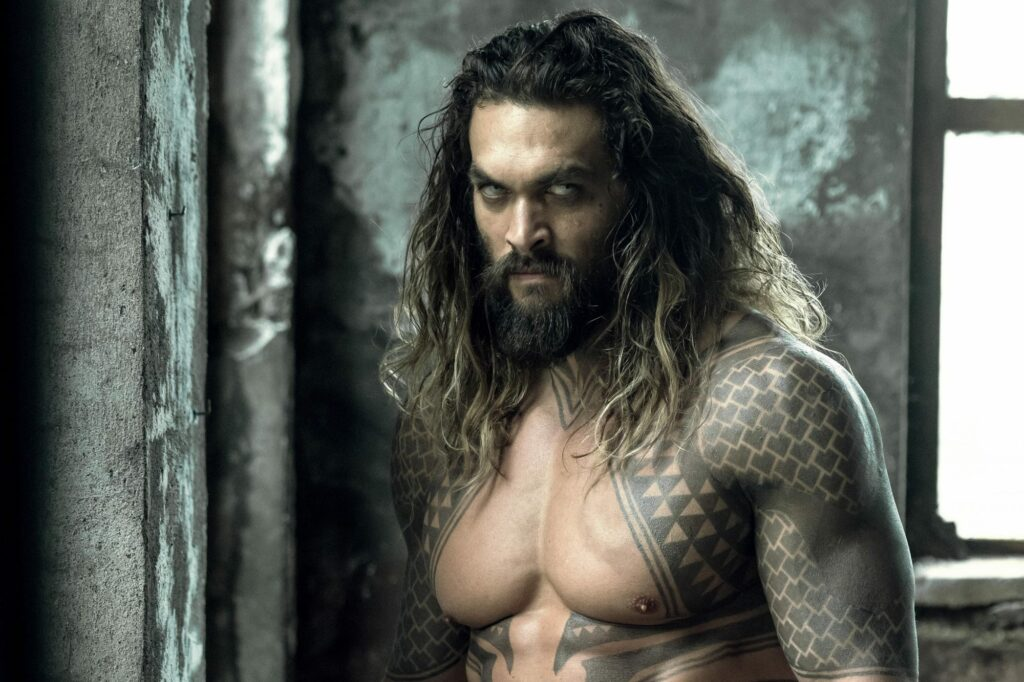 Džejson Momoa/Photo: Justice League promo