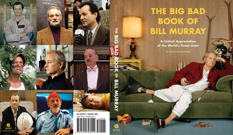 The Big Bad Book of Bell Murray, cover