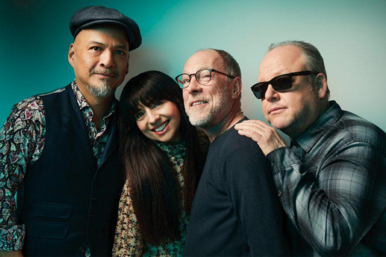 Pixies/Photo: press promo