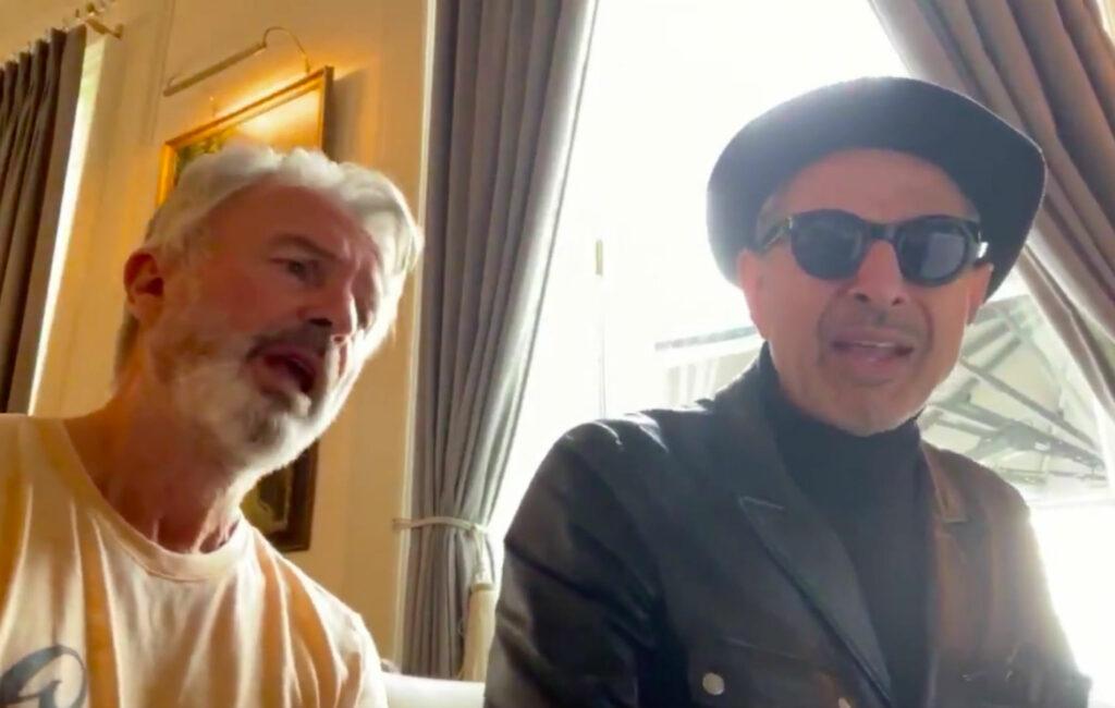 Sem Nil i Džef Goldblum/Photo: printscreen