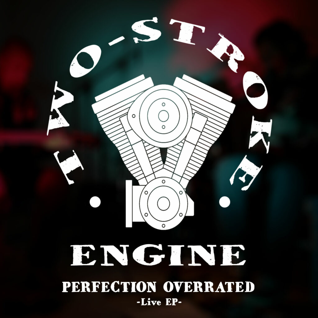 Two-Stroke Engine, cover/ Photo: Promo