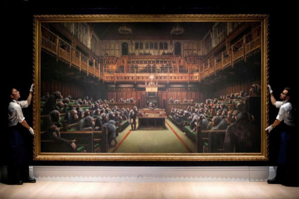 Delegated Parliament/Photo: Sotheby's