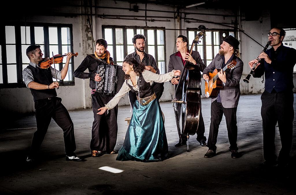 Barcelona Gipsy balKan Orchestra/ Photo: Promo