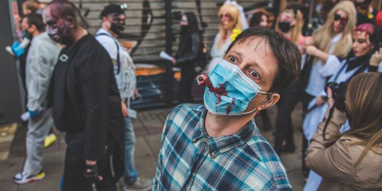 Zombie Walk 2020/ Photo: Danijela Radojković (FSFF)