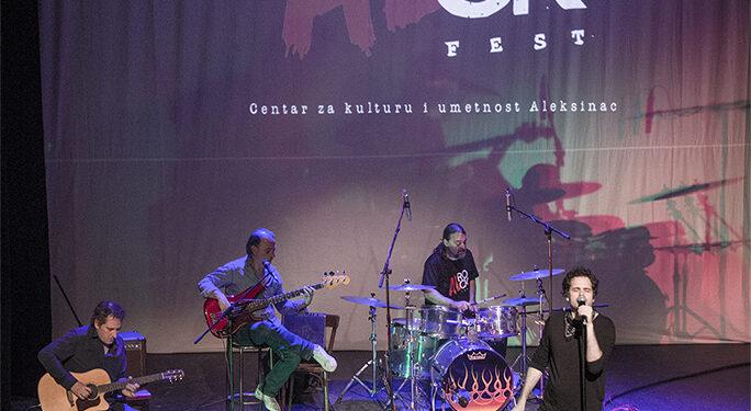Kanda kodža i Nebojša (V Al Rock Fest)/ Photo: AleX