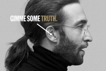 Gimme Some Truth, cover