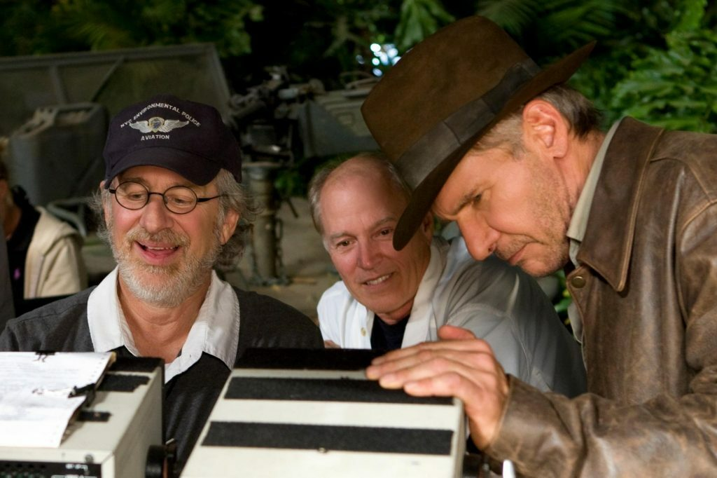 Indiana Jones/Photo; DAVID JAMES/ © LUCASFILM LTD.