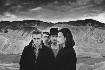 U2 - 'The Joshua Tree'