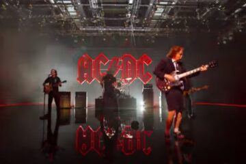 AC/DV/Photo: YouTube printscreen