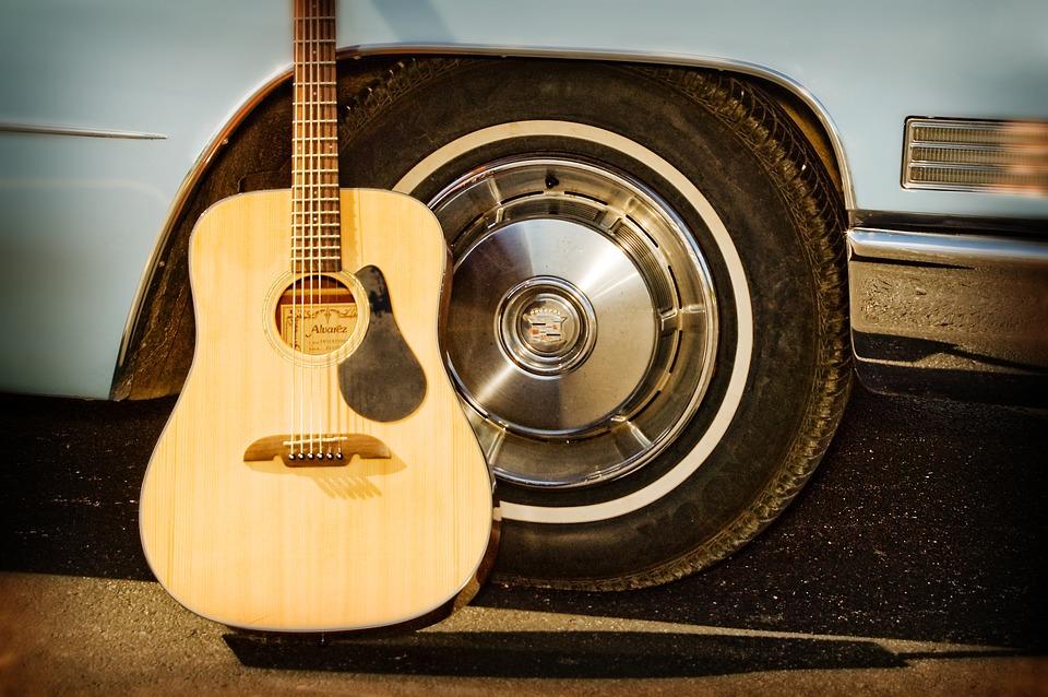 Blues guitar/ Photo: pixabay.com
