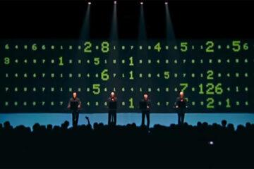 Kraftwerk/ Photo: youtube.com printscreen