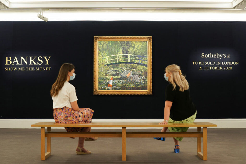 Show Me The Monet/Photo: Sotheby's