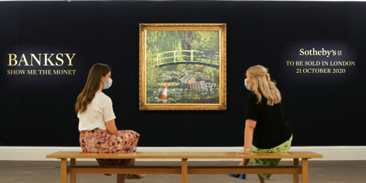 Show Me The Monet/Photo: Sotheby's