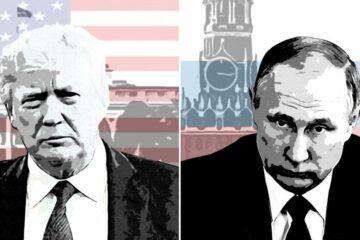 Donald Tramp, Vladimir Putin/Photo: printscreen