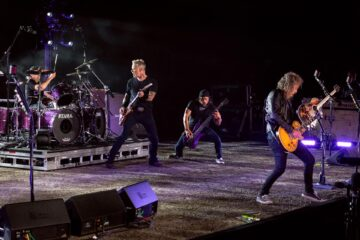 Metallica/Photo:facebook@metallica